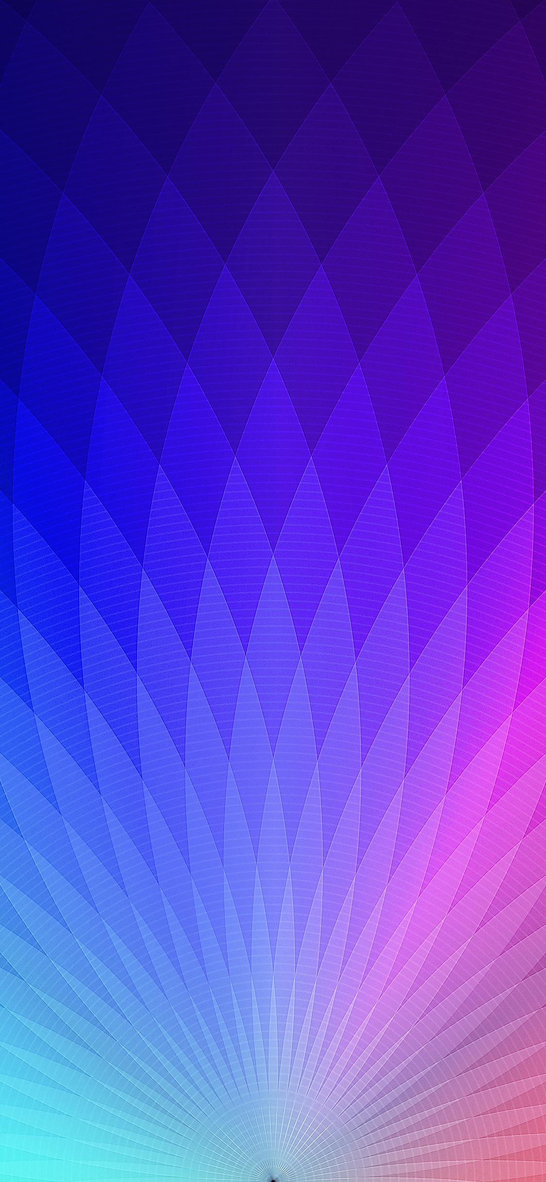 iPhoneXpapers.com-Apple-iPhone-wallpaper-vb92-wallpaper-rainbow-blue-lights-patterns-art