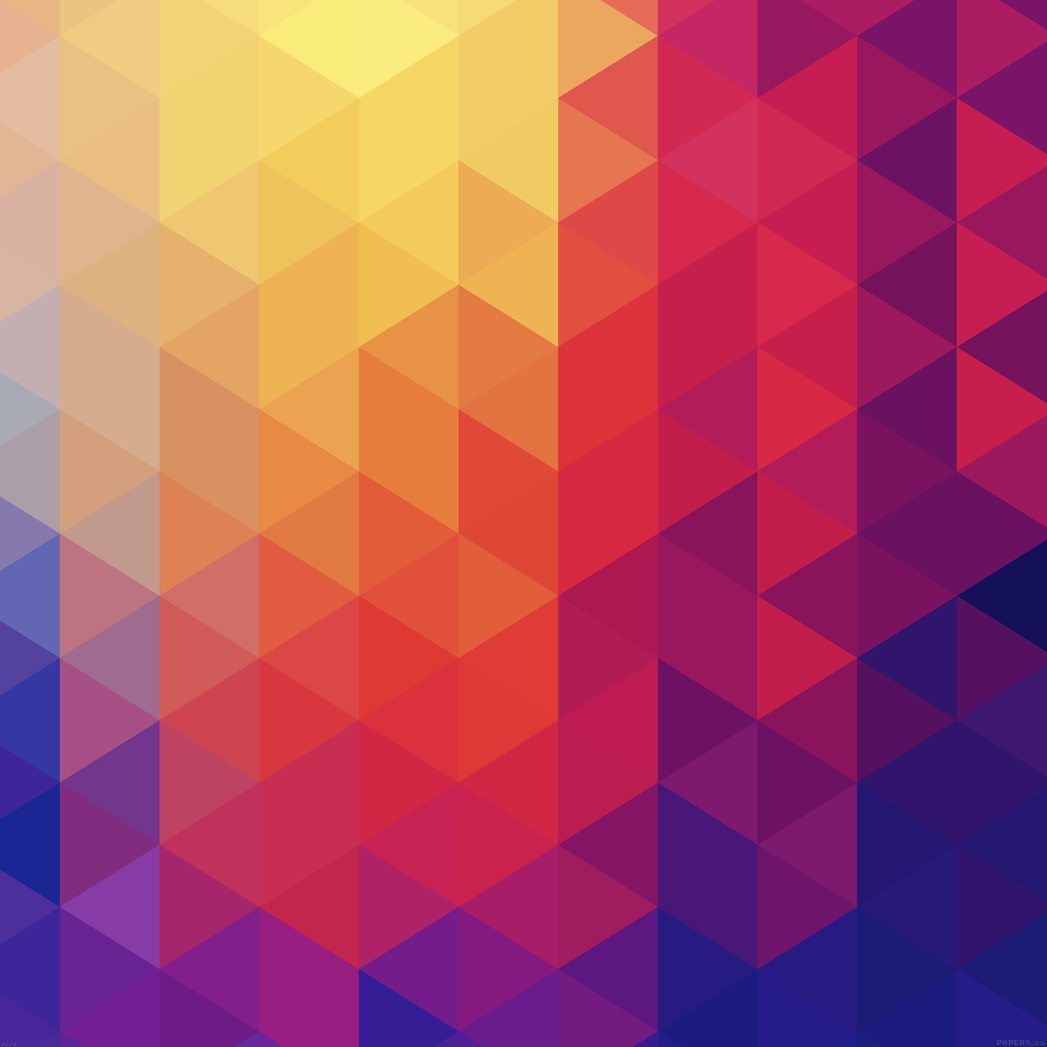 vc20-triangle-world-red-patternTriangle Pattern Wallpaper