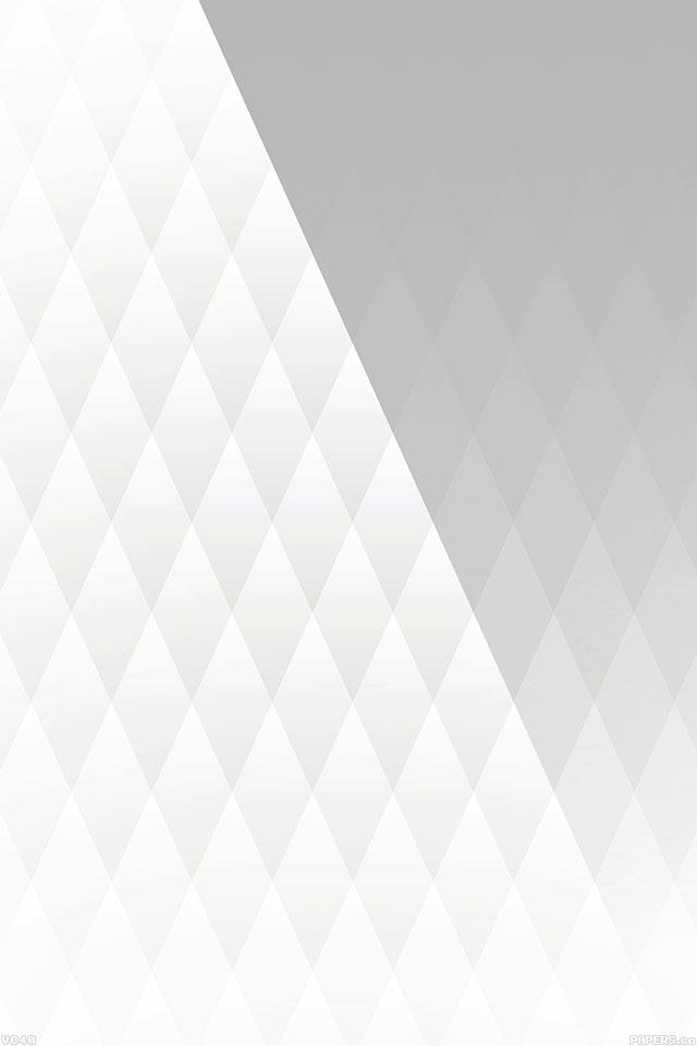Vc40 White Diamond Pattern Papers Co