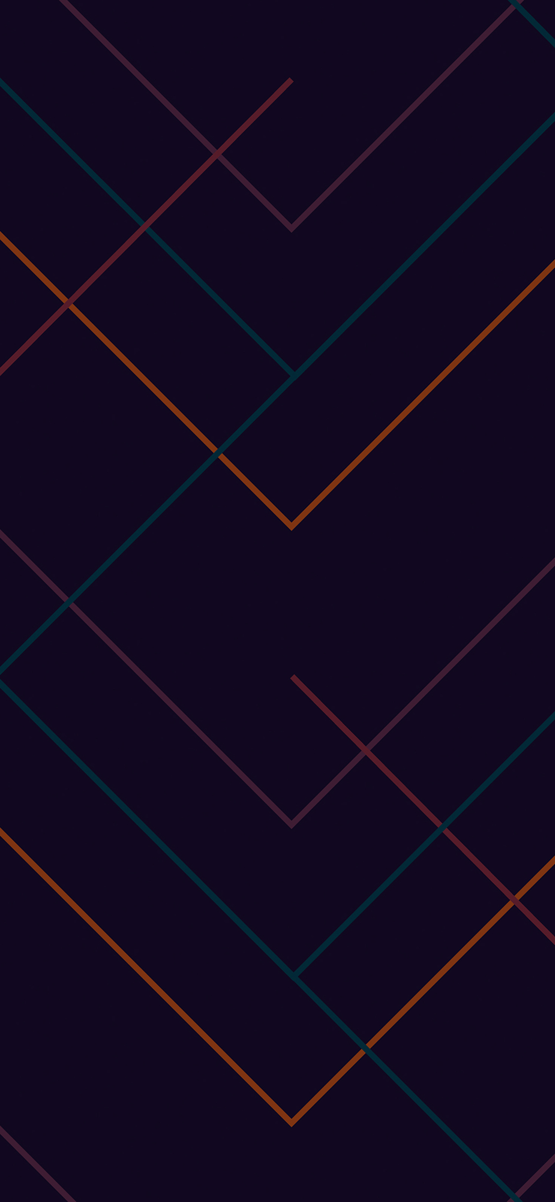 papers.co vd52 abstract dark geometric line pattern 41 iphone wallpaper