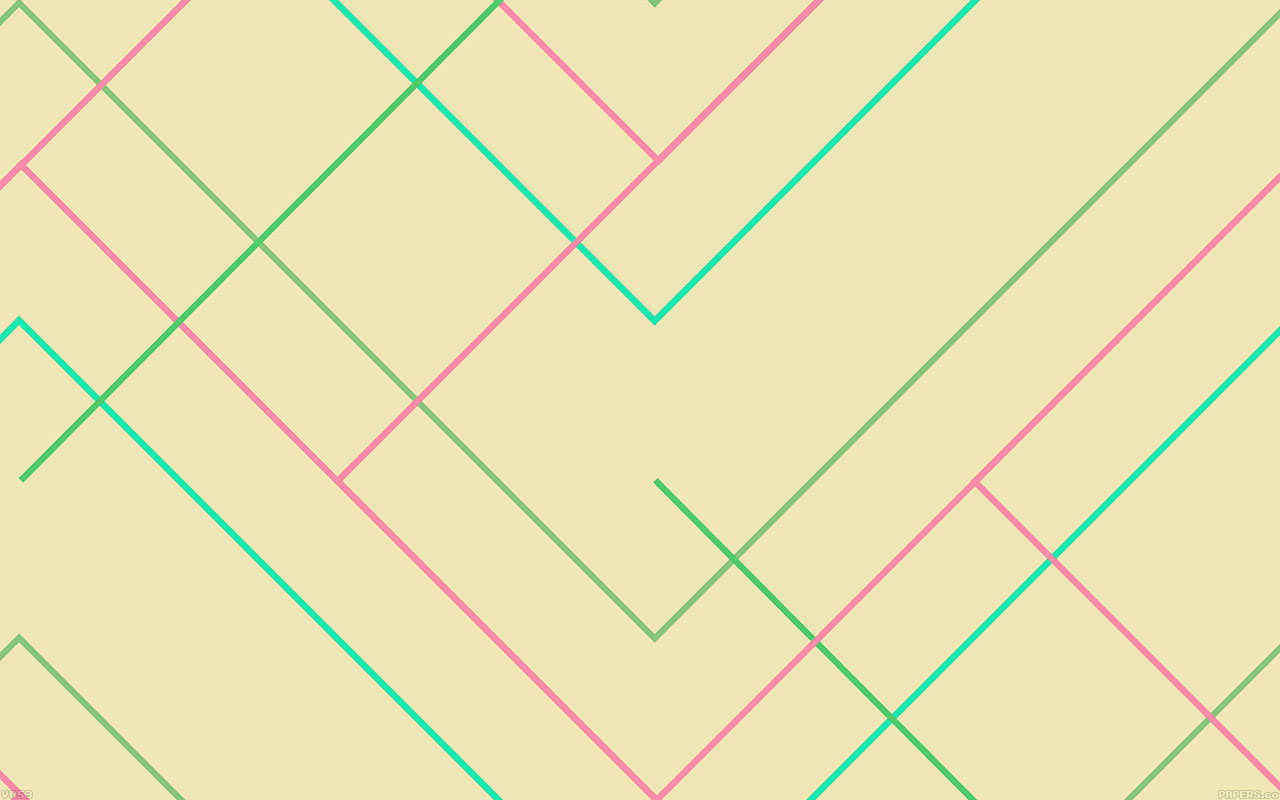 Geometric Line Design Patterns :