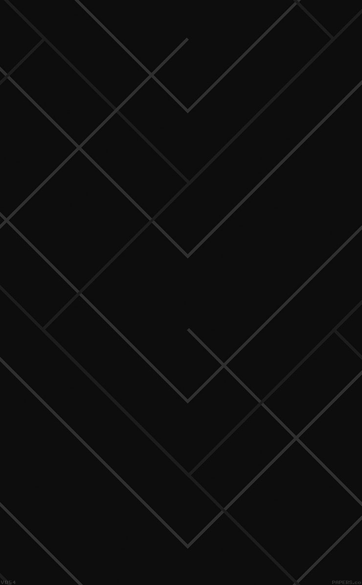 Freeios7 Vd54 Abstract Black Geometric Line Pattern