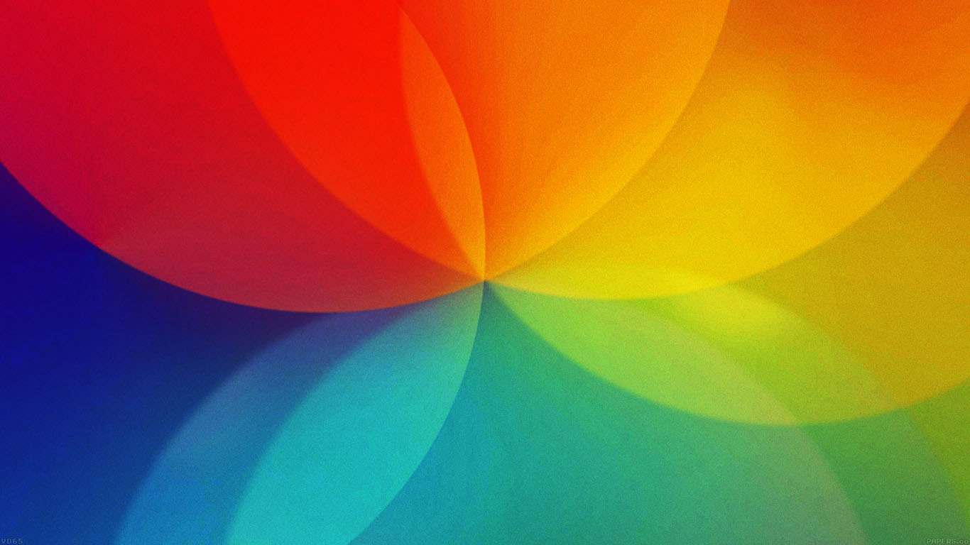Wallpaper For Desktop Laptop Vd65 Lg G4 Rainbow Dark