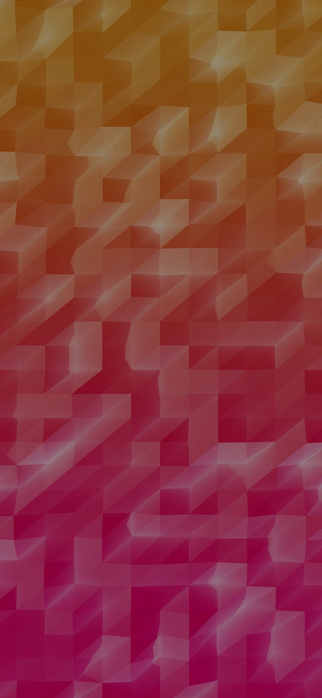iPhoneXpapers.com-Apple-iPhone-wallpaper-vd71-low-poly-hot-red-abstract-fun-pattern