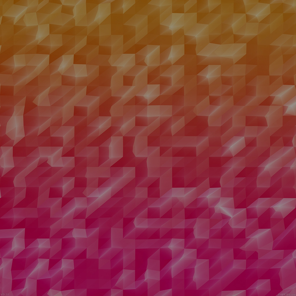 Freeios7 vd71 low poly hot red abstract fun pattern for Fun pattern wallpaper