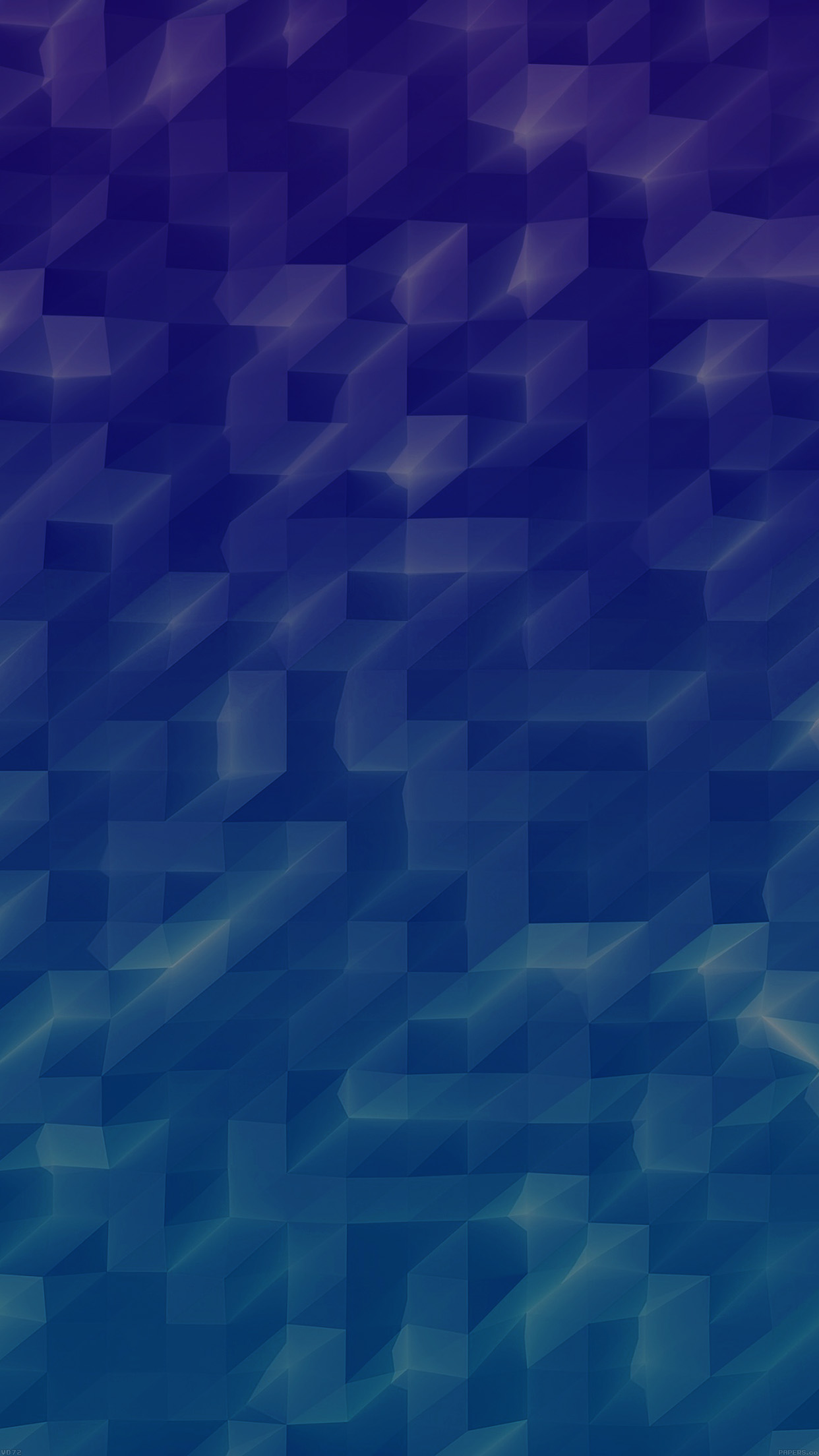 Vd72 low poly sea blue abstract fun pattern for Fun pattern wallpaper