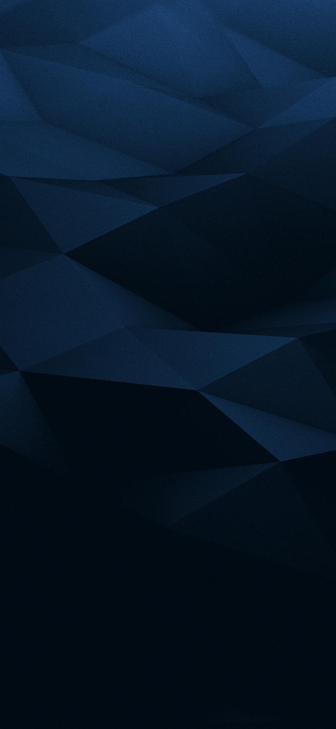 Vd78 Noir Blue By Boris P Borisov Dark Pattern Art Wallpaper