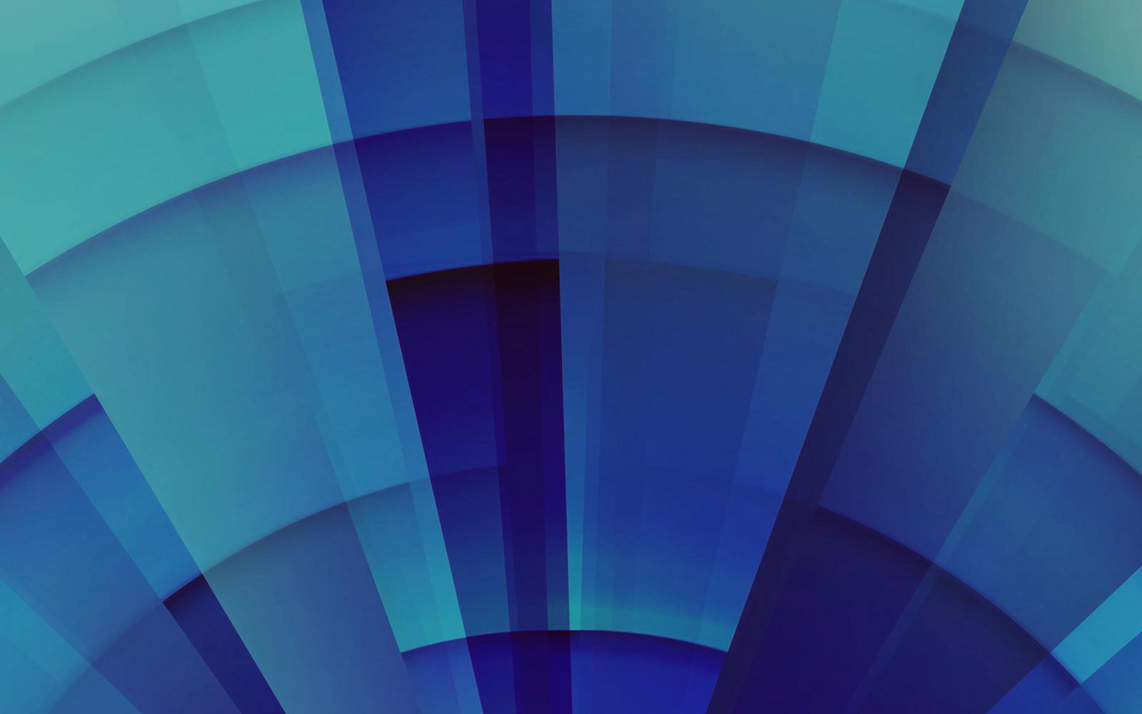 Vd96 Light Sunshine Blue Pattern Abstract Digital Wallpaper
