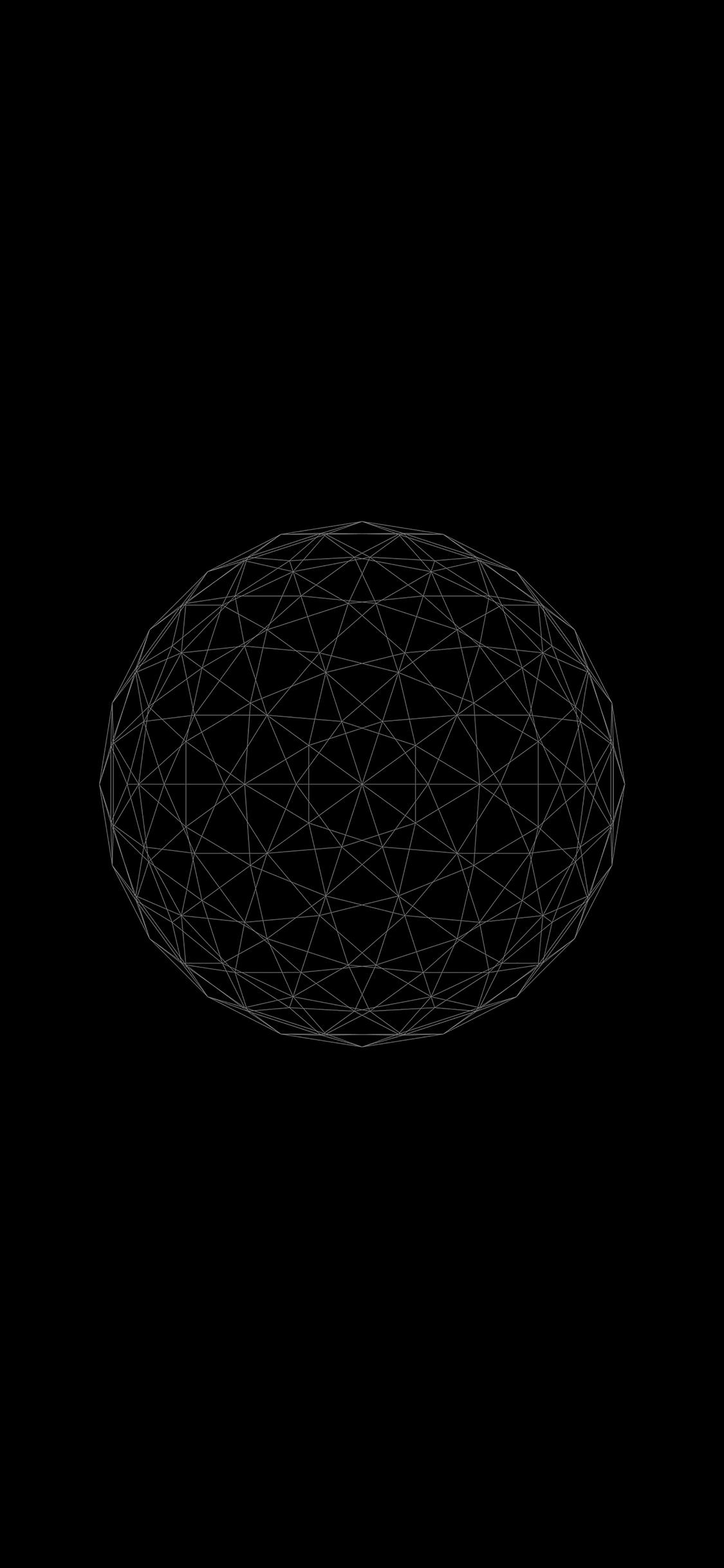 Ve32 Line Abstract Circle 3d Art Wallpaper