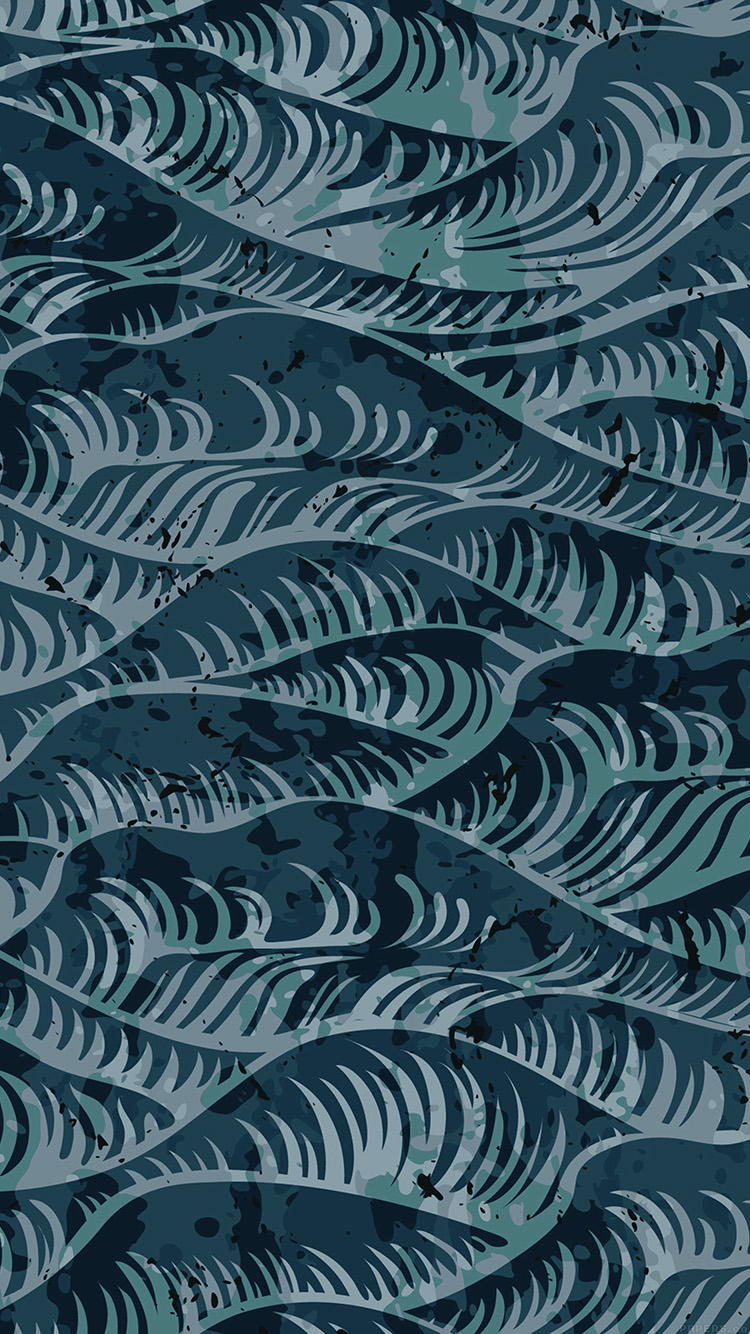 iPhonepapers.com-Apple-iPhone8-wallpaper-ve51-wave-ocean-pattern-art