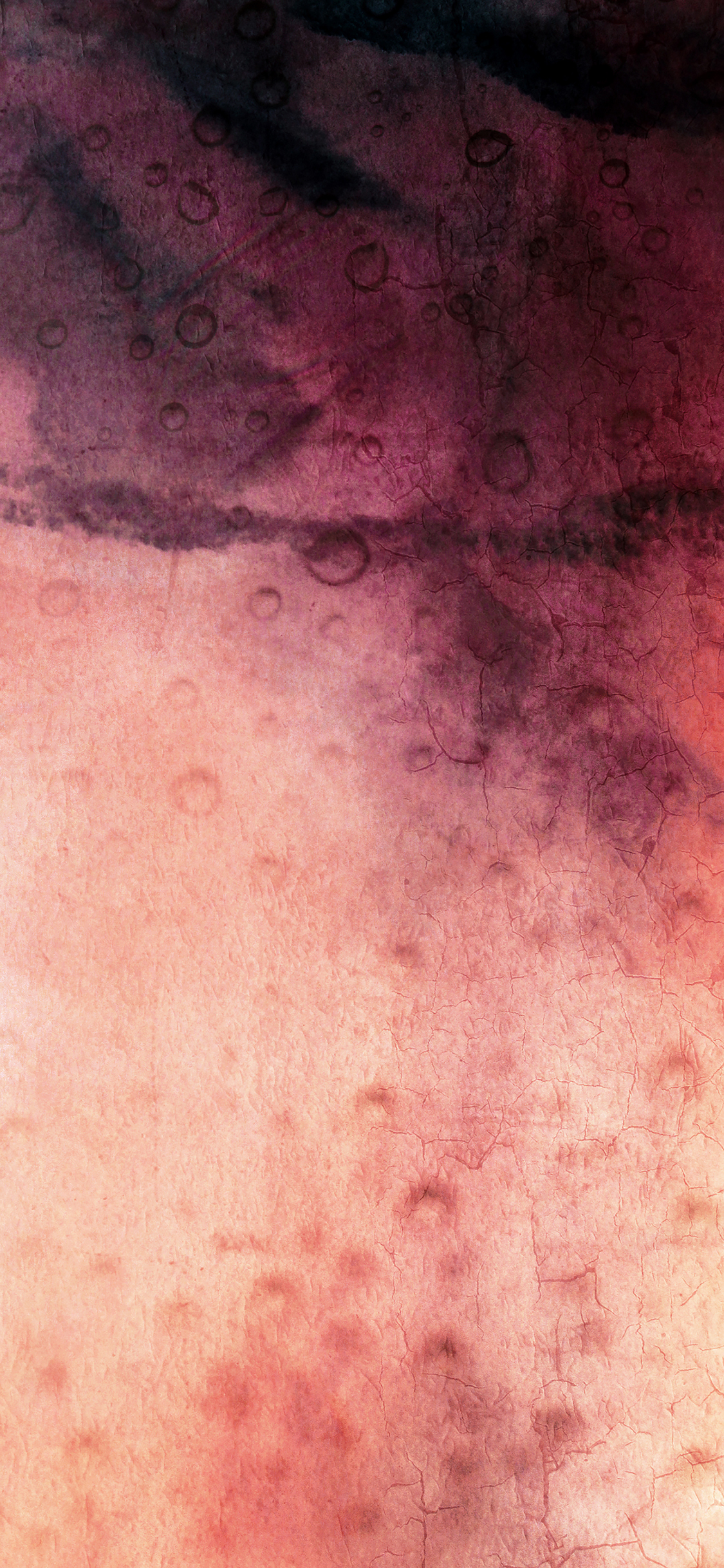 iPhonexpapers.com-Apple-iPhone-wallpaper-ve78-blue-bubble-cream-red-texture-patterns