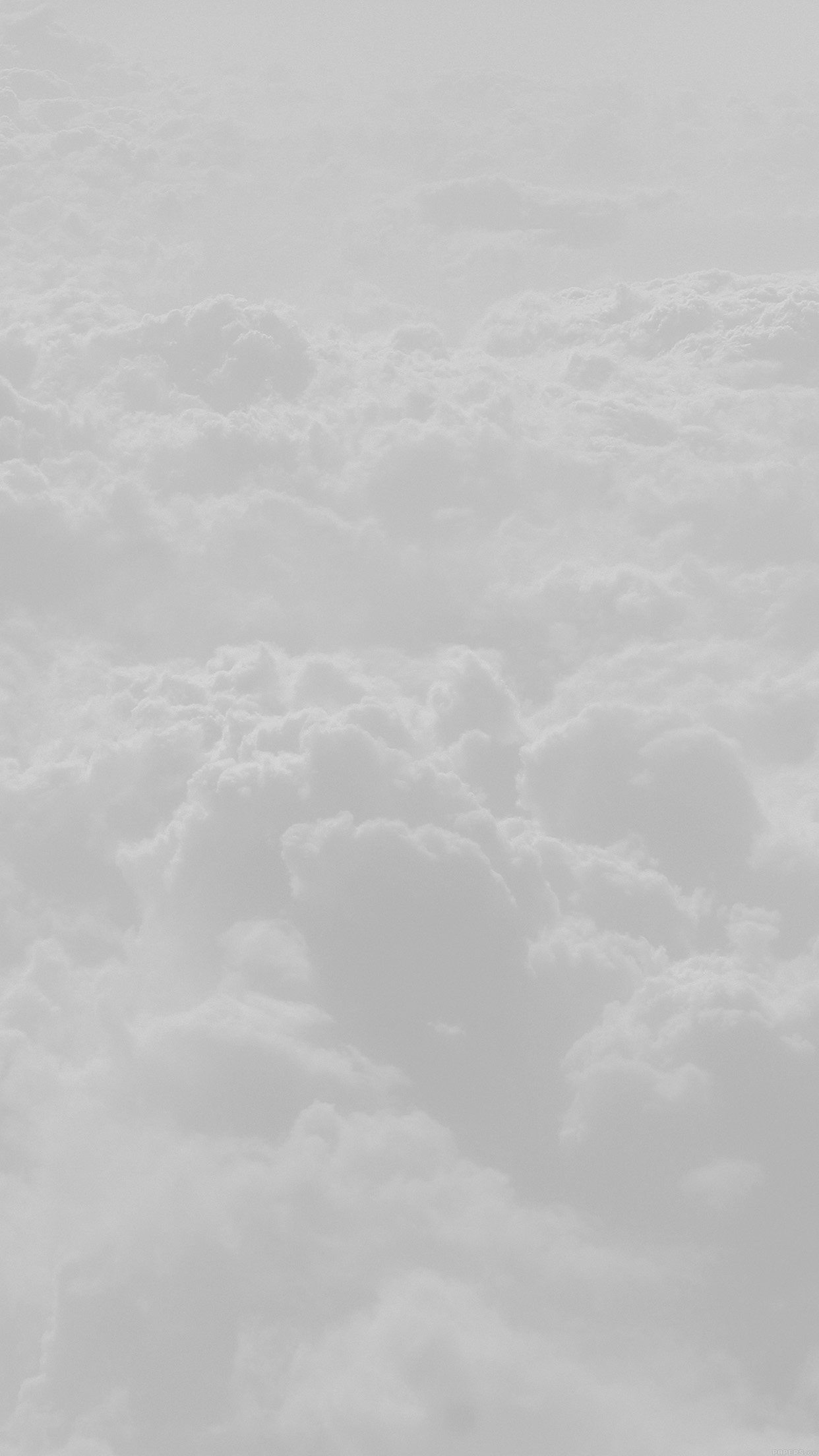Iphonepapers Com Iphone 8 Wallpaper Vf02 Cloud Sky White