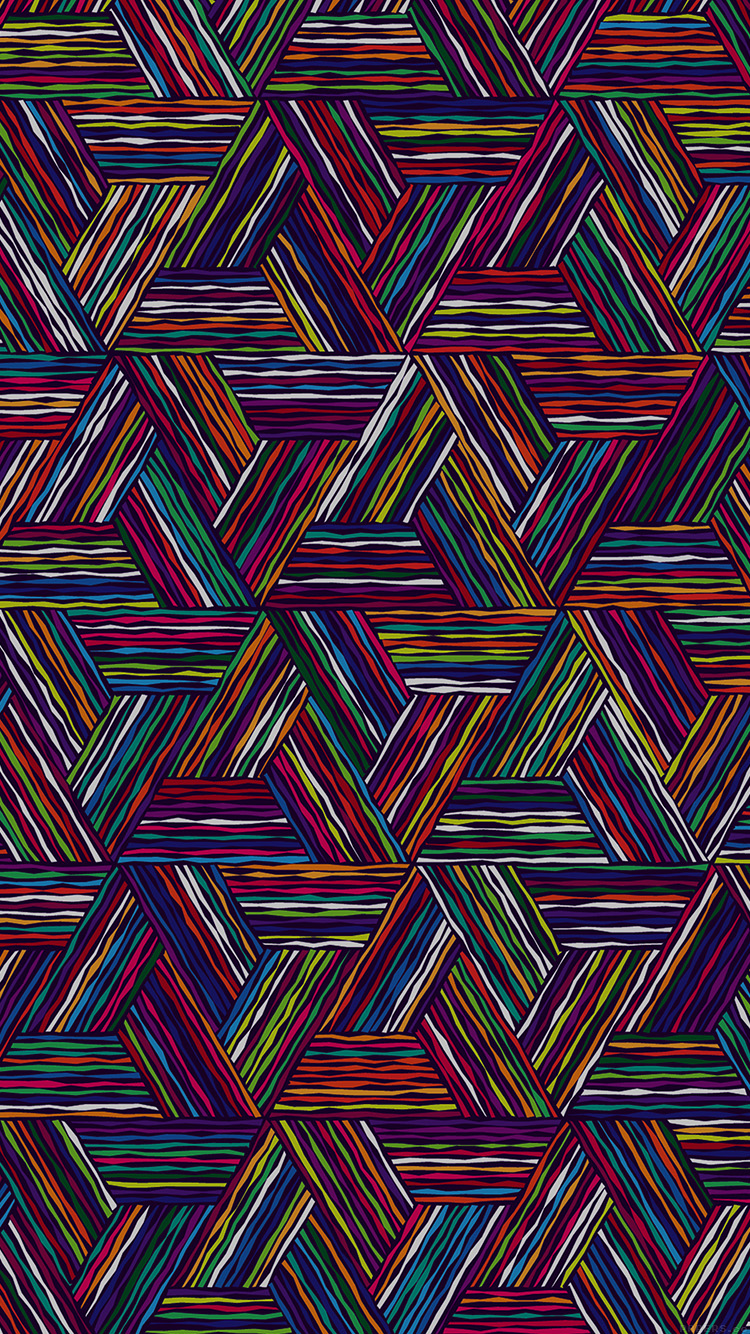 iPhonepapers.com-Apple-iPhone8-wallpaper-vf09-triangle-line-digital-graphic-art-pattern