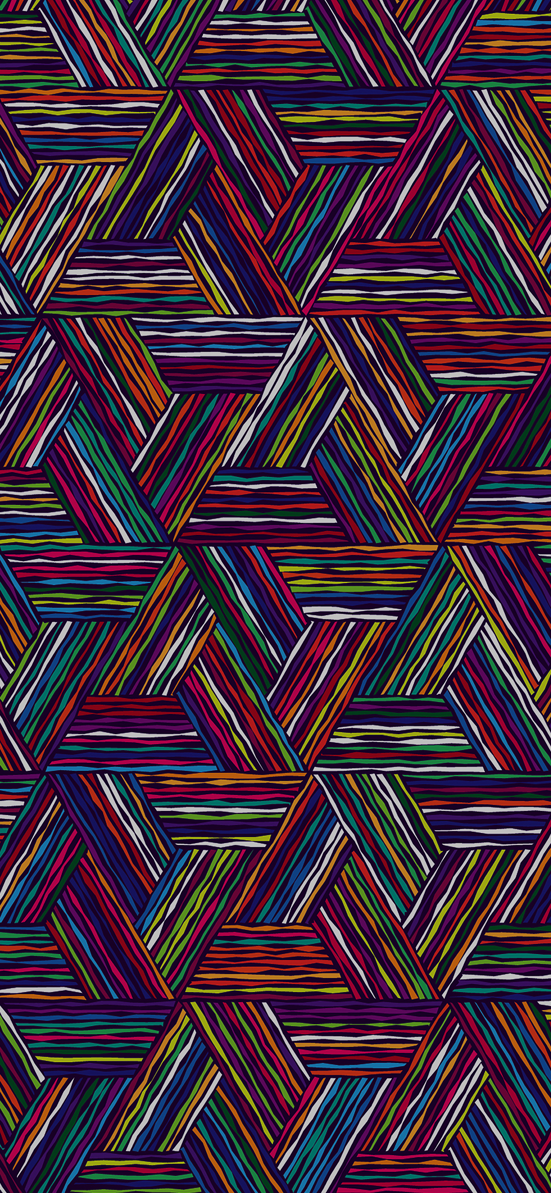 iPhoneXpapers.com-Apple-iPhone-wallpaper-vf09-triangle-line-digital-graphic-art-pattern