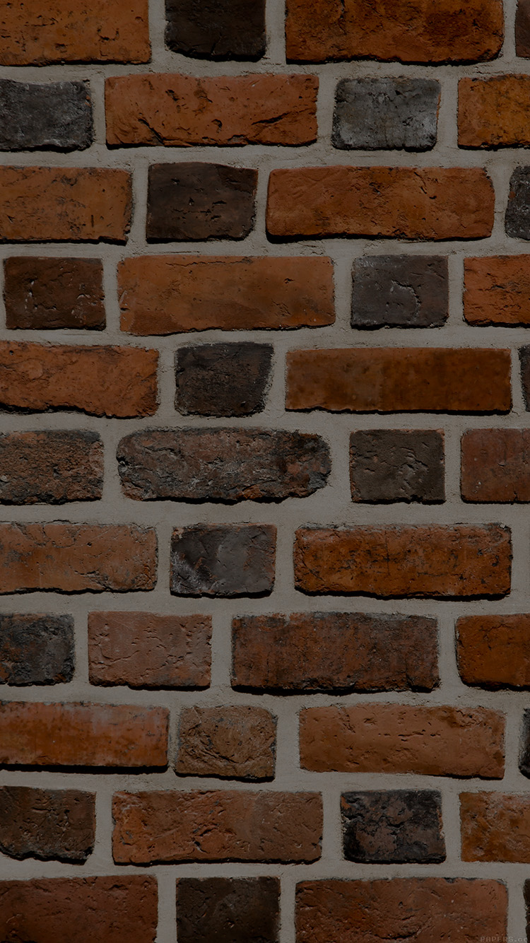iPhone7papers.com-Apple-iPhone7-iphone7plus-wallpaper-vf56-brick-texture-wall-dark-nature-pattern