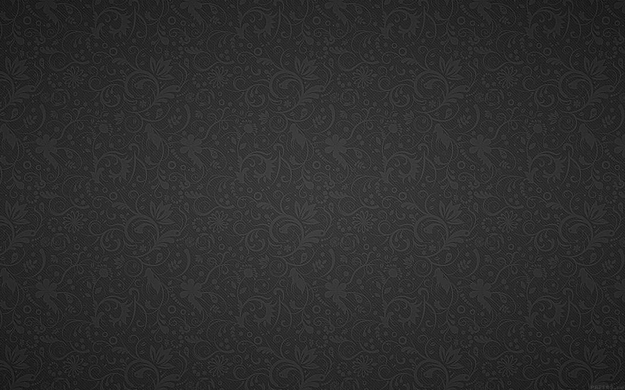 Vf77 Dark Ornament Texture Pattern Papersco