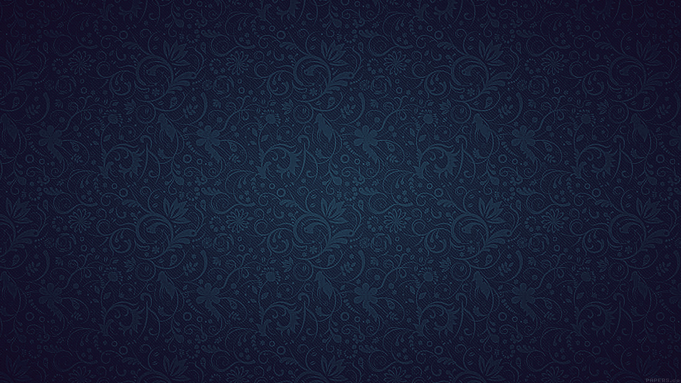 iPapers.co-Apple-iPhone-iPad-Macbook-iMac-wallpaper-vf81-dark-blue-ornament-texture-pattern-wallpaper