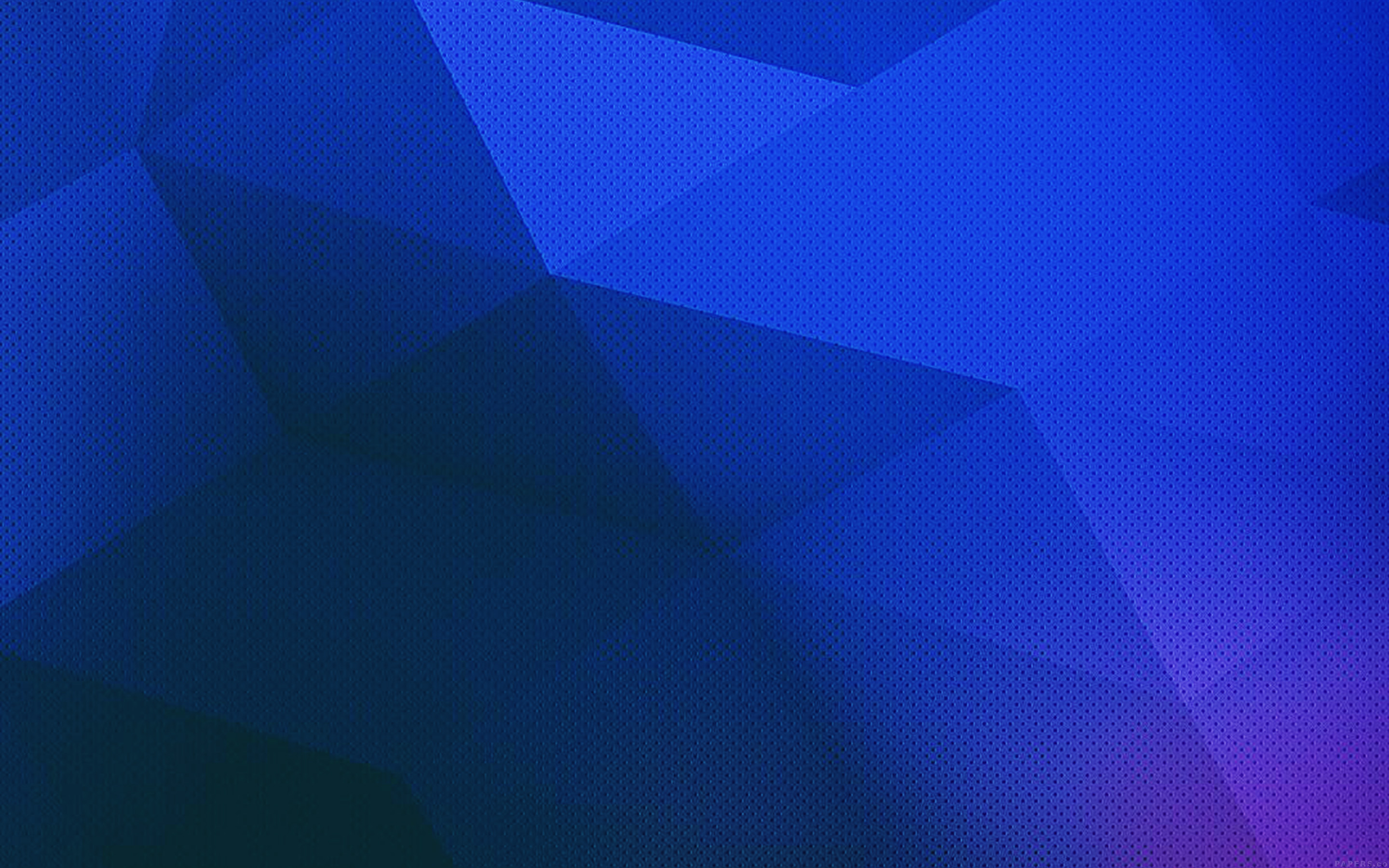 Xiaomi Redmi Note 5 Pro Wallpaper With Abstract Blue Light: Vf90-vector-art-blue-light-sea-triangles-pattern