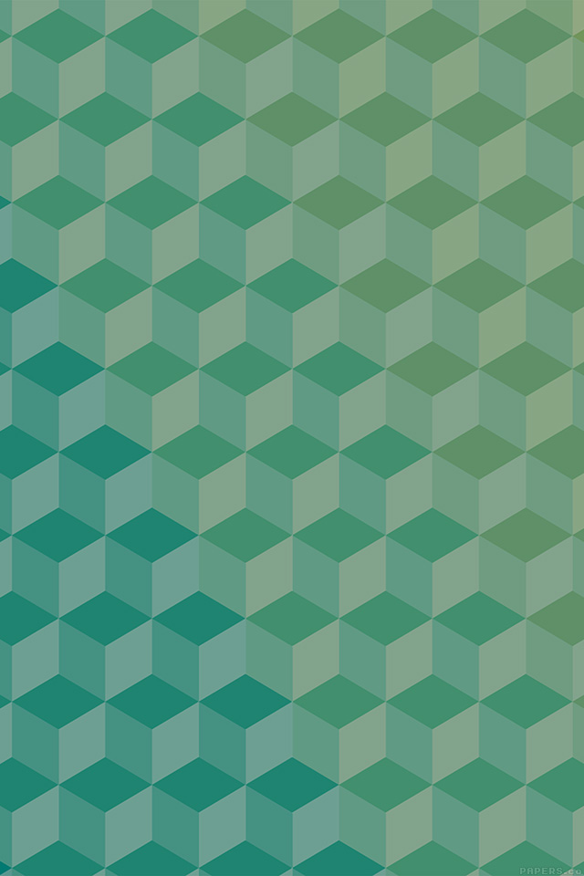 freeios7.com-iphone-4-iphone-5-ios7-wallpapervg36-polygon-green-art-graphic-pattern-iphone4