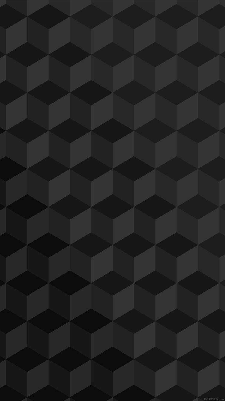 Papers.co-iPhone5-iphone6-plus-wallpaper-vg40-polygon-dark-bw-art-graphic-pattern