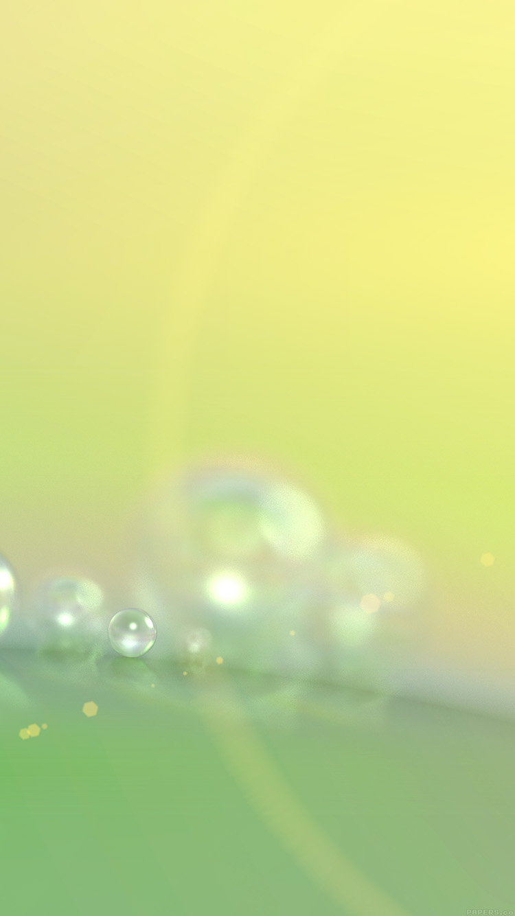 iPhone6papers.co-Apple-iPhone-6-iphone6-plus-wallpaper-vg73-rain-morning-dew-drop-green-blur-pattern
