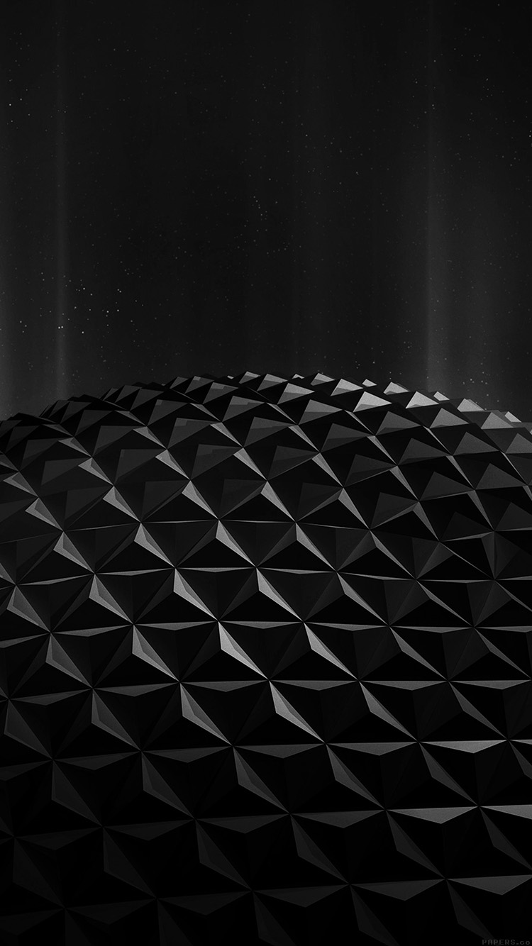 iPhone6papers.co-Apple-iPhone-6-iphone6-plus-wallpaper-vg76-polygon-planet-black-digital-art-pattern
