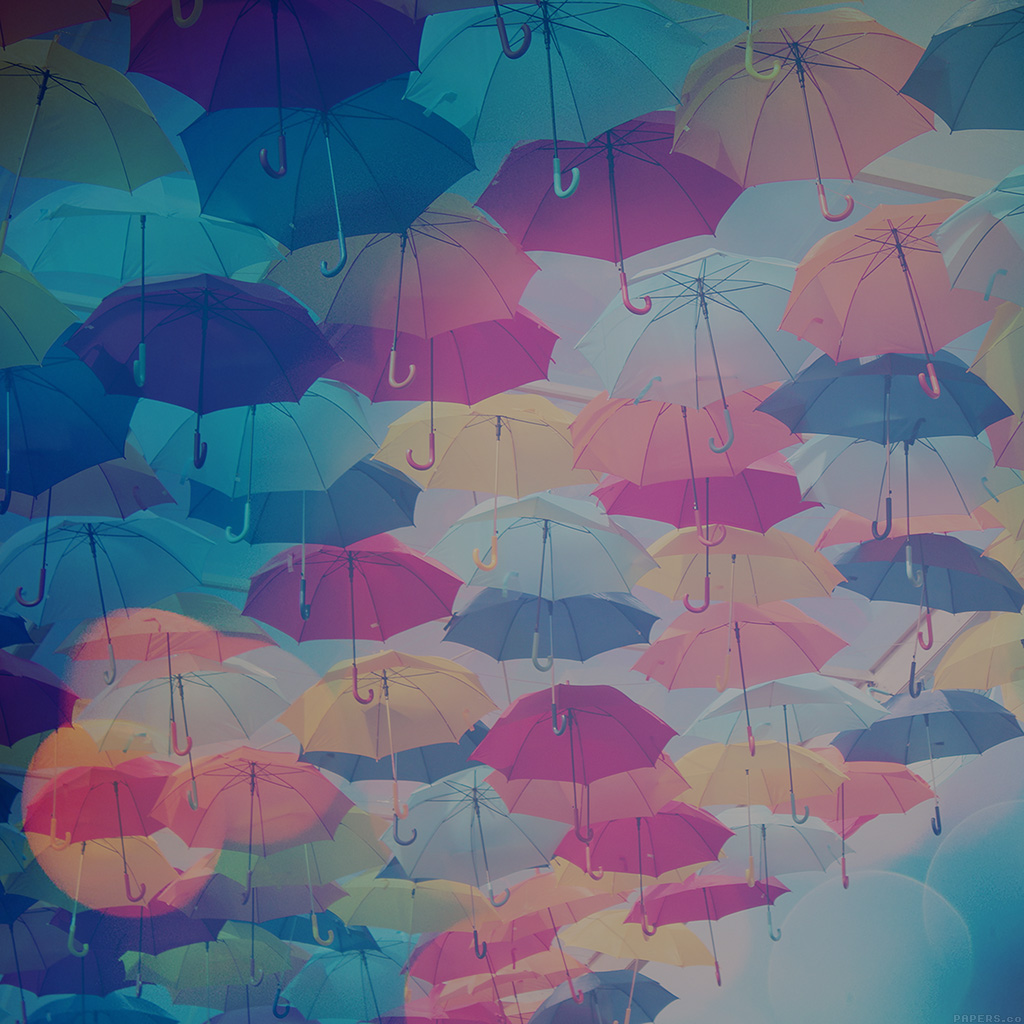 wallpaper-vh38-umbrella-party-blue-pattern-wallpaper