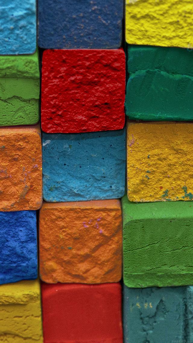 Pattern Block wallpaper
