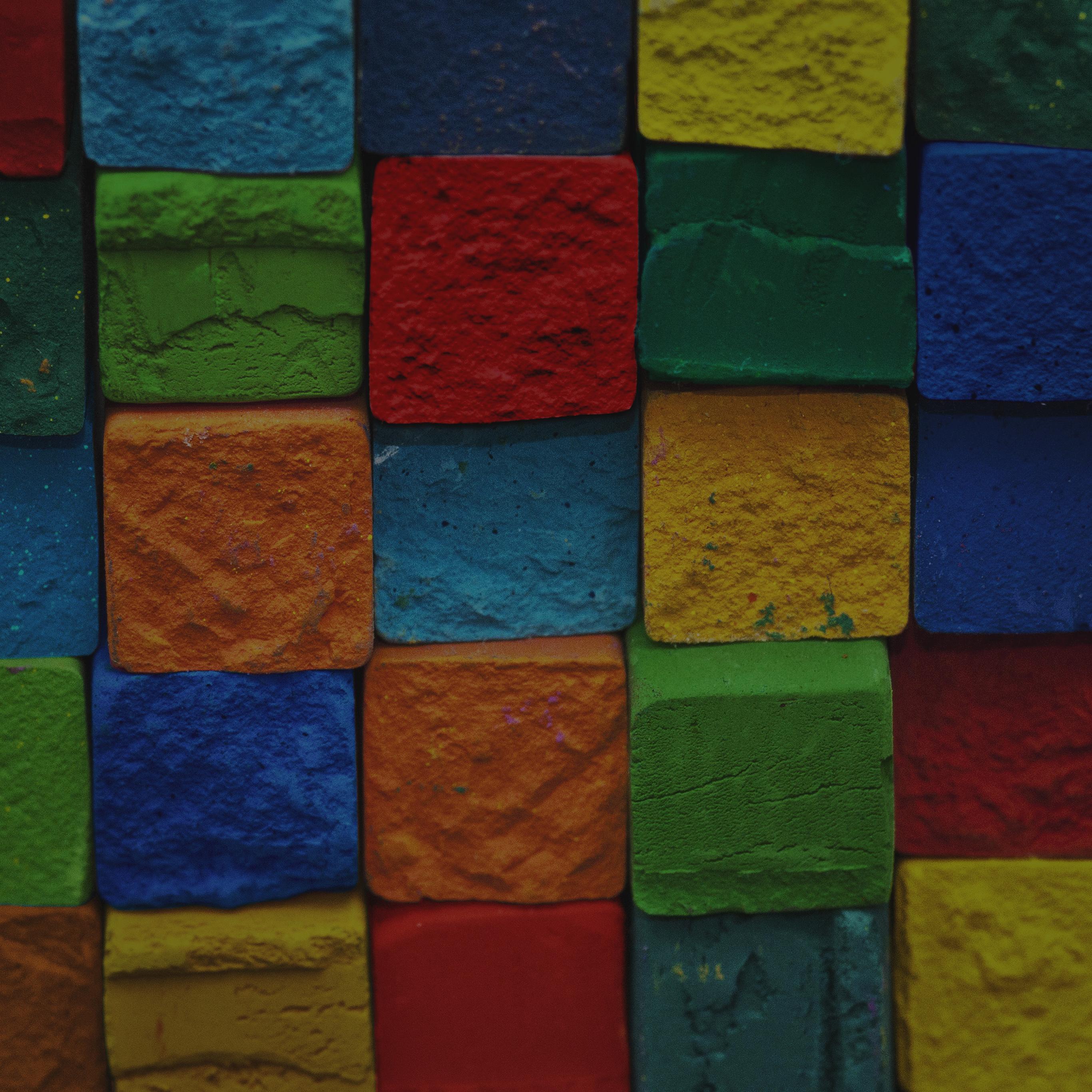 colored blocks wallpaper trololo - photo #12