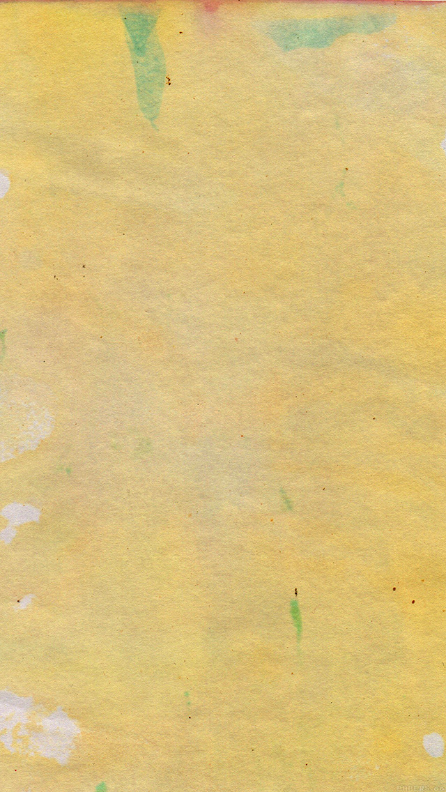 freeios8.com-iphone-4-5-6-plus-ipad-ios8-vh89-watercolor-texture-yellow-pattern