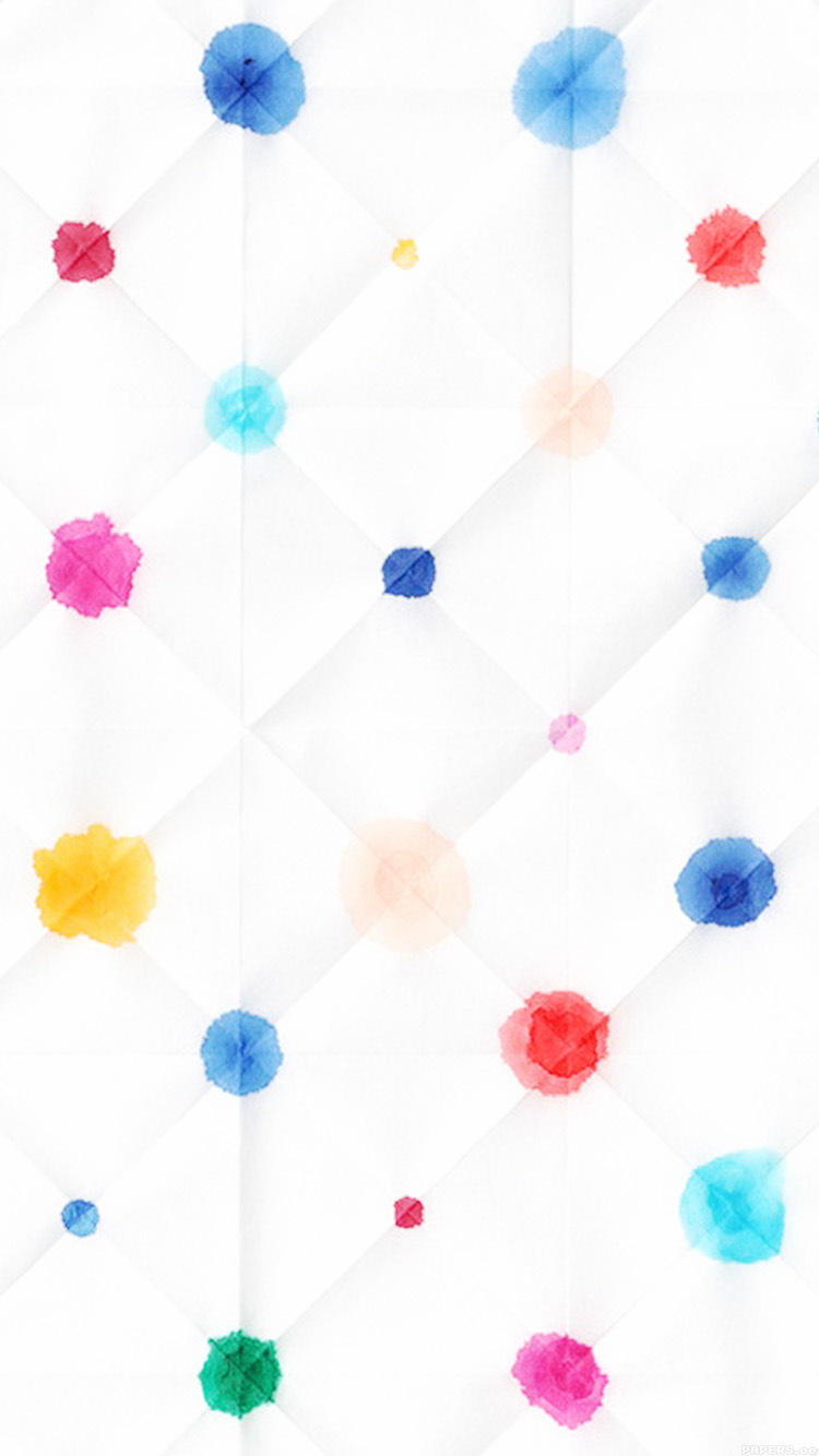 Papers.co-iPhone5-iphone6-plus-wallpaper-vi15-watercolor-dots-white-pattern