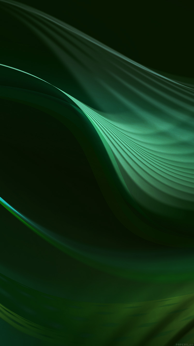 iPhone7papers.com-Apple-iPhone7-iphone7plus-wallpaper-vi26-wave-abstract-green-pattern