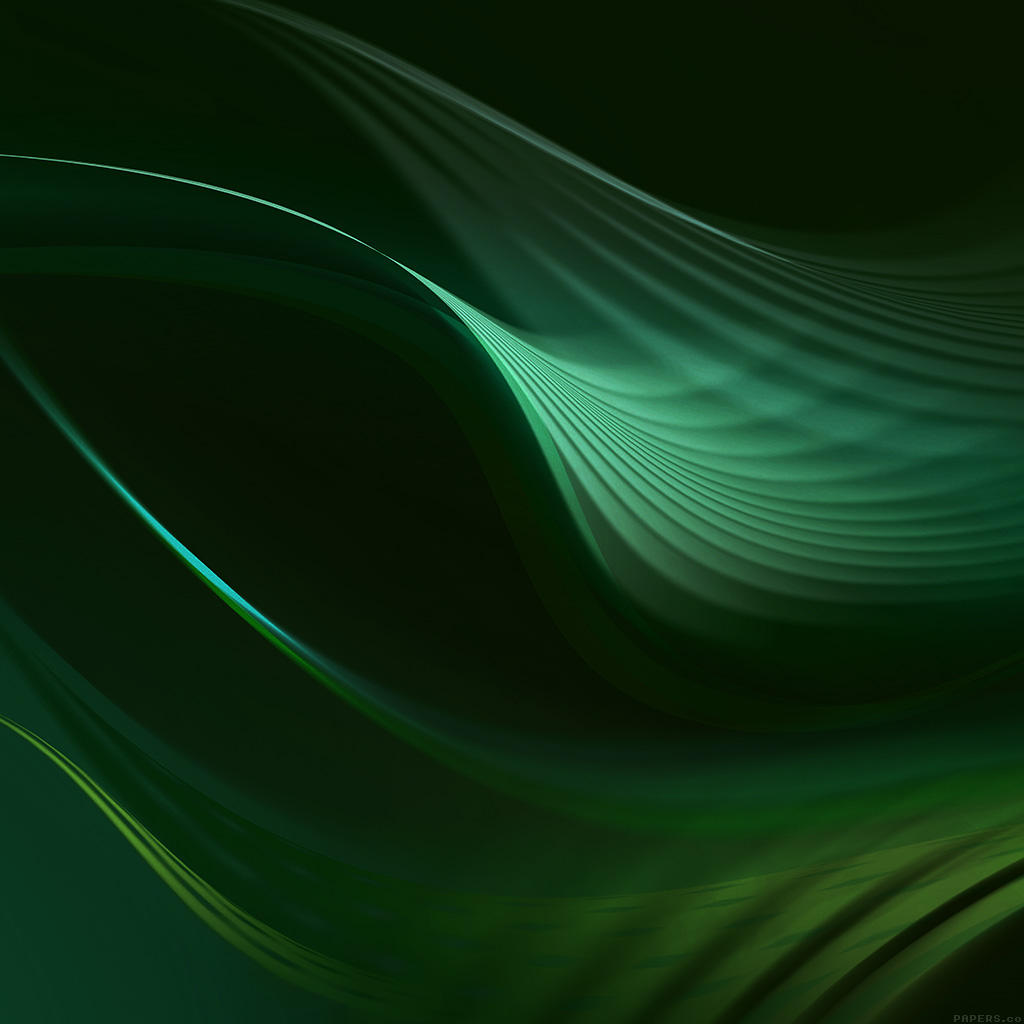 android-wallpaper-vi26-wave-abstract-green-pattern-wallpaper