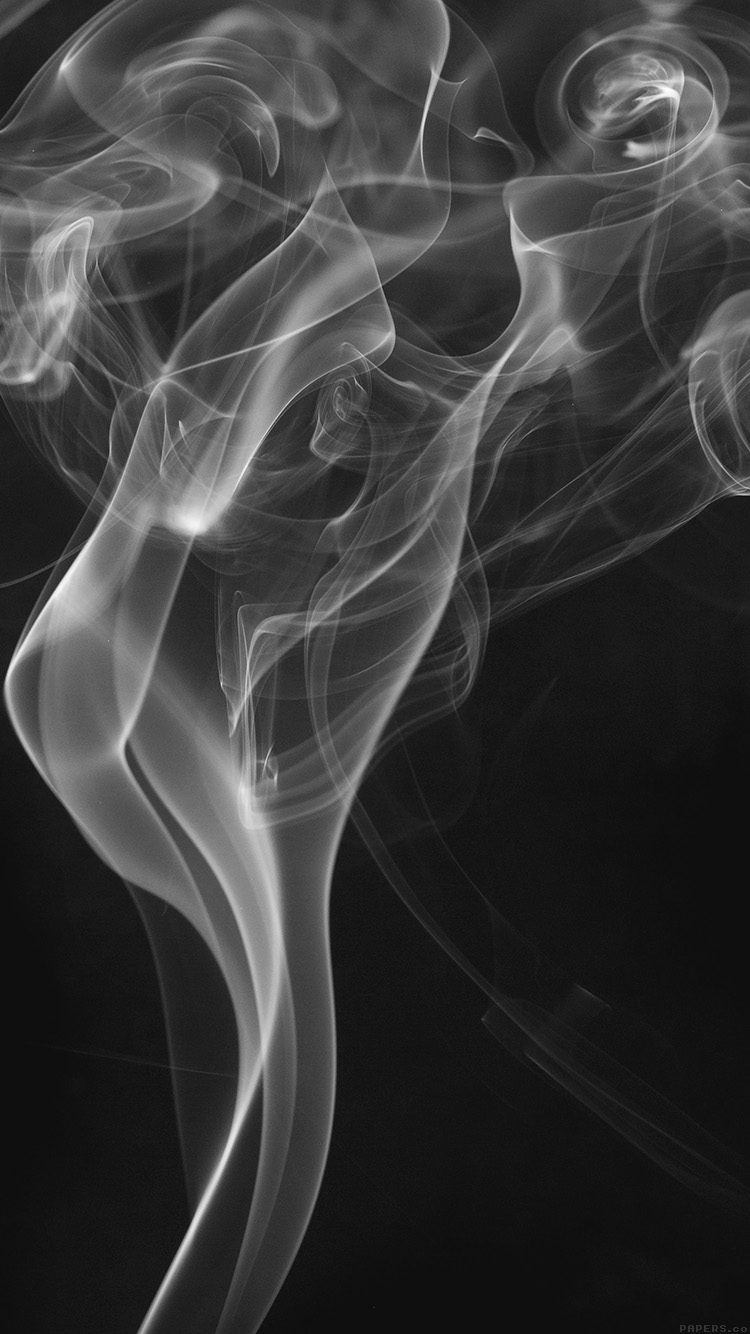iPhone6papers.co-Apple-iPhone-6-iphone6-plus-wallpaper-vi49-smoky-dark-bw-black-texture-smoke-pattern