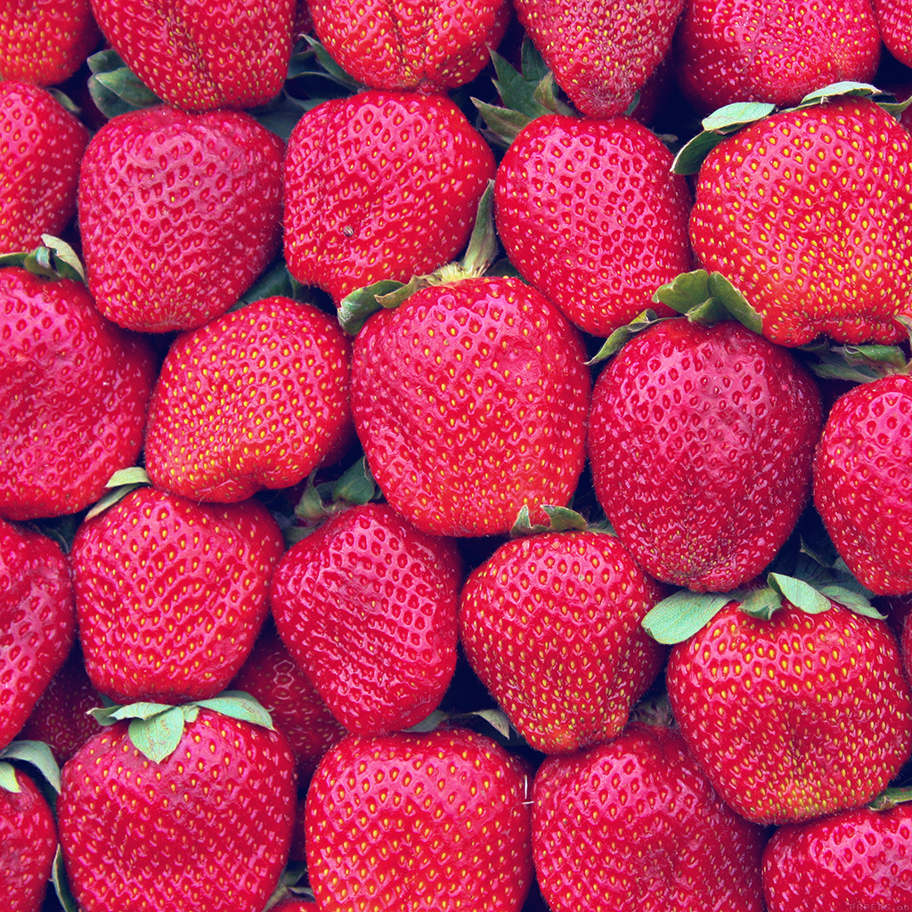 android-wallpaper-vi80-strawberry-spring-fruit-pattern-wallpaper