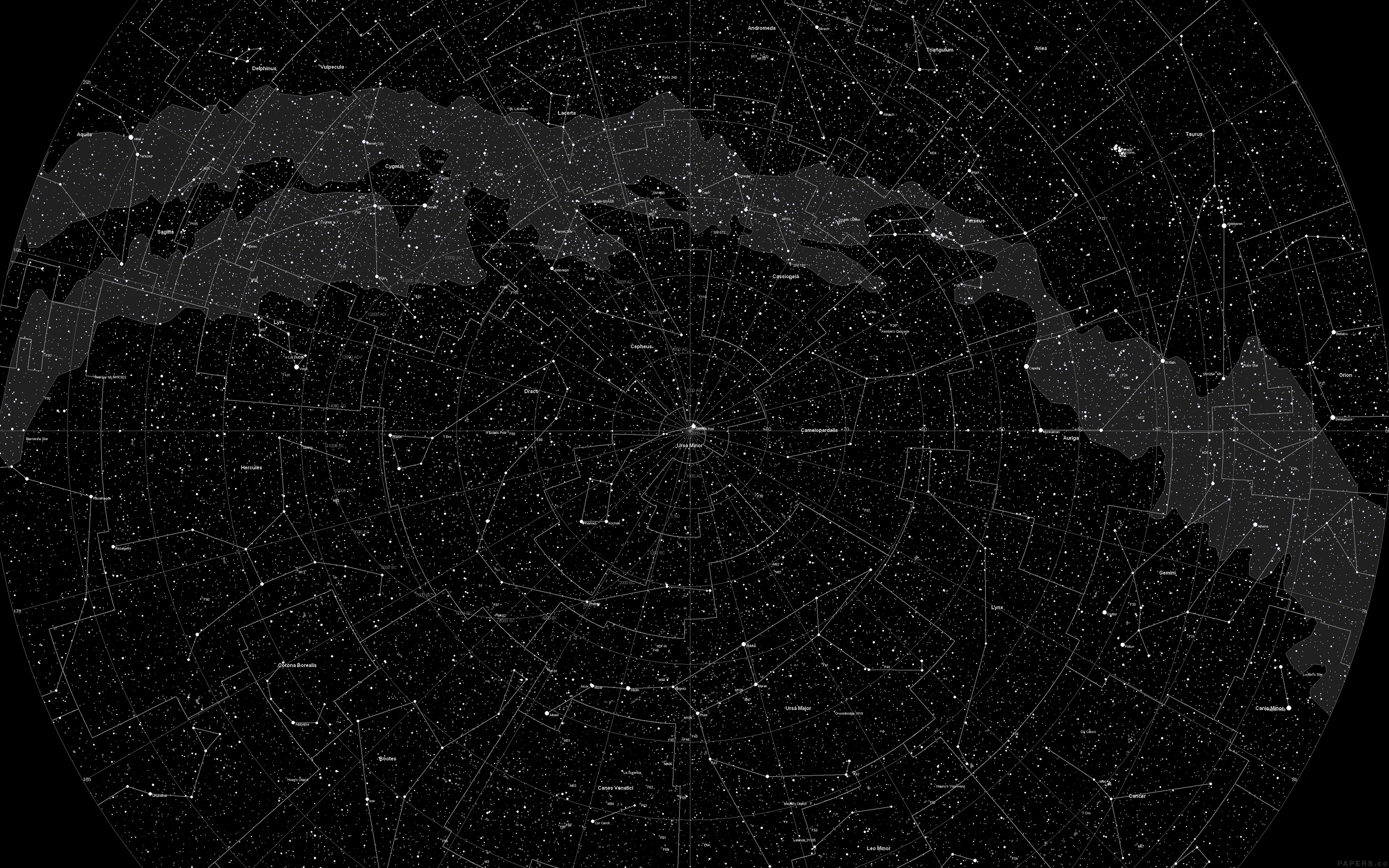 vj04-space-star-map-pattern-dark - Papers.co