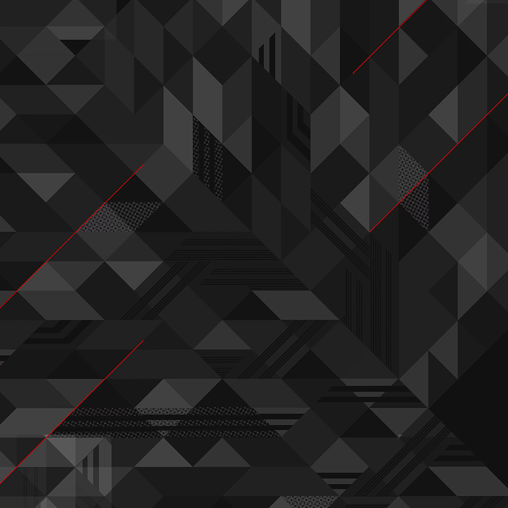 android-wallpaper-vj25-dark-abstract-triangle-pattern-bw-wallpaper