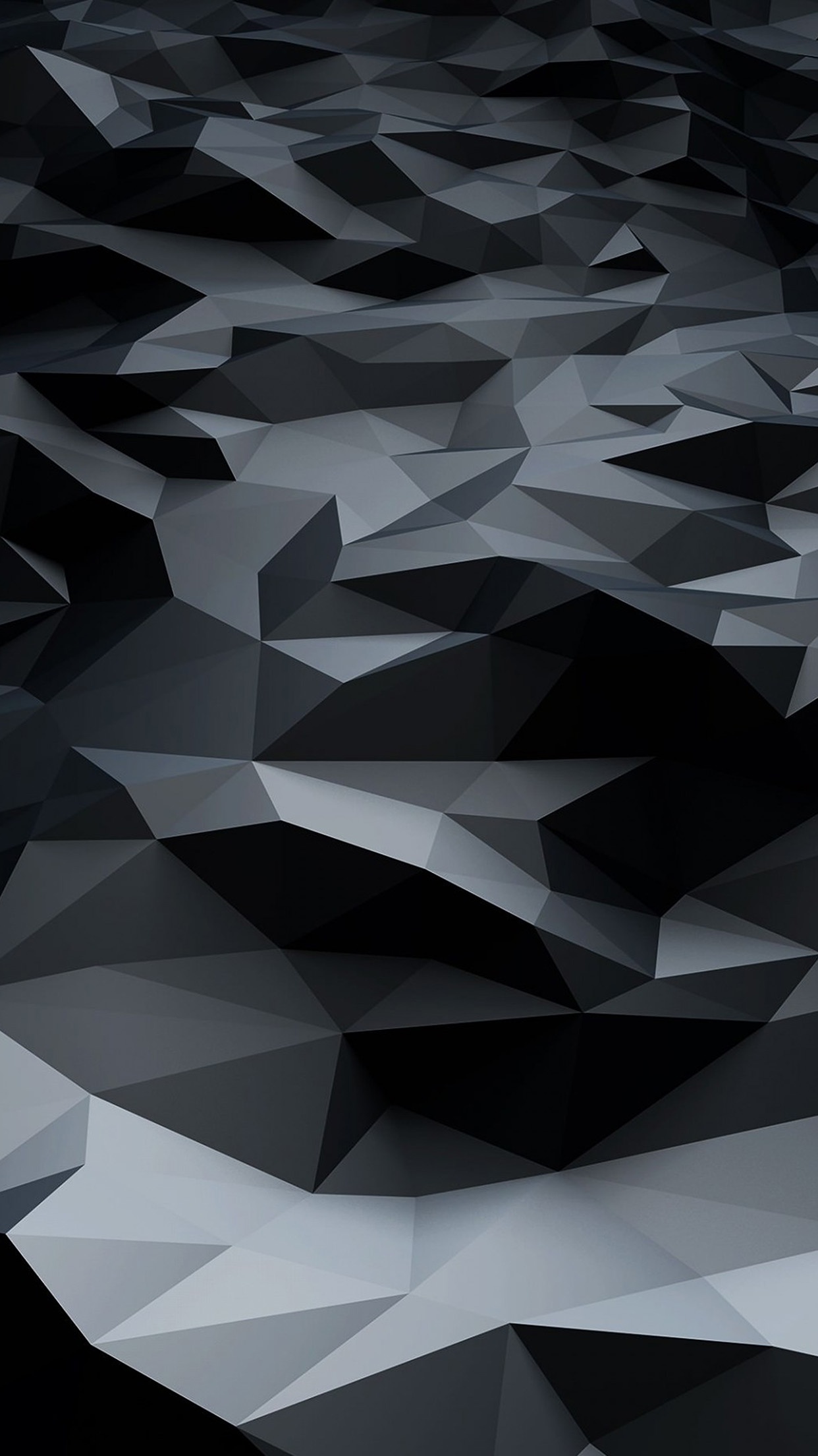 low poly iphone wallpaper  iPhone7papers - vj27-low-poly-art-dark-pattern