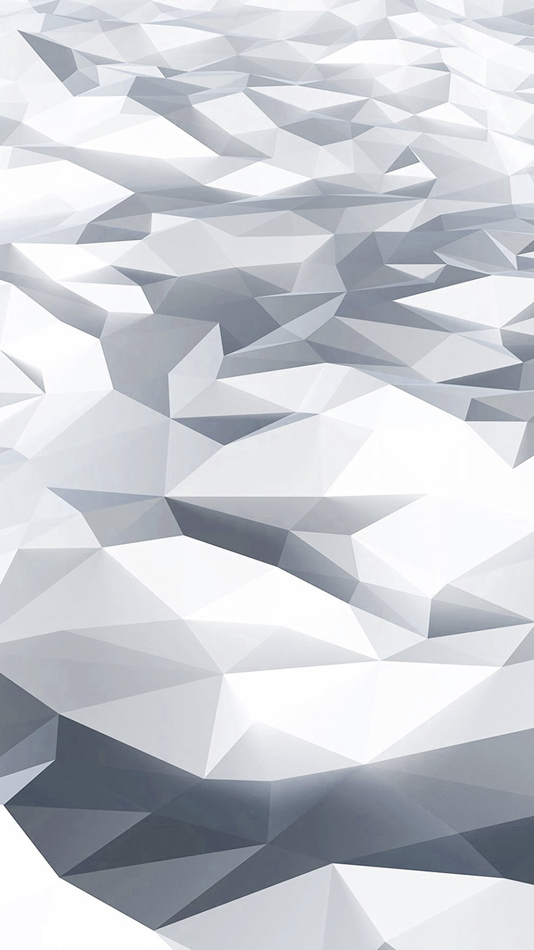 Papers.co-iPhone5-iphone6-plus-wallpaper-vj28-low-poly-art-white-blue-pattern