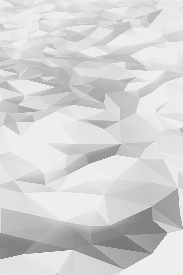 freeios7.com-iphone-4-iphone-5-ios7-wallpapervj30-low-poly-art-white-pattern-iphone4
