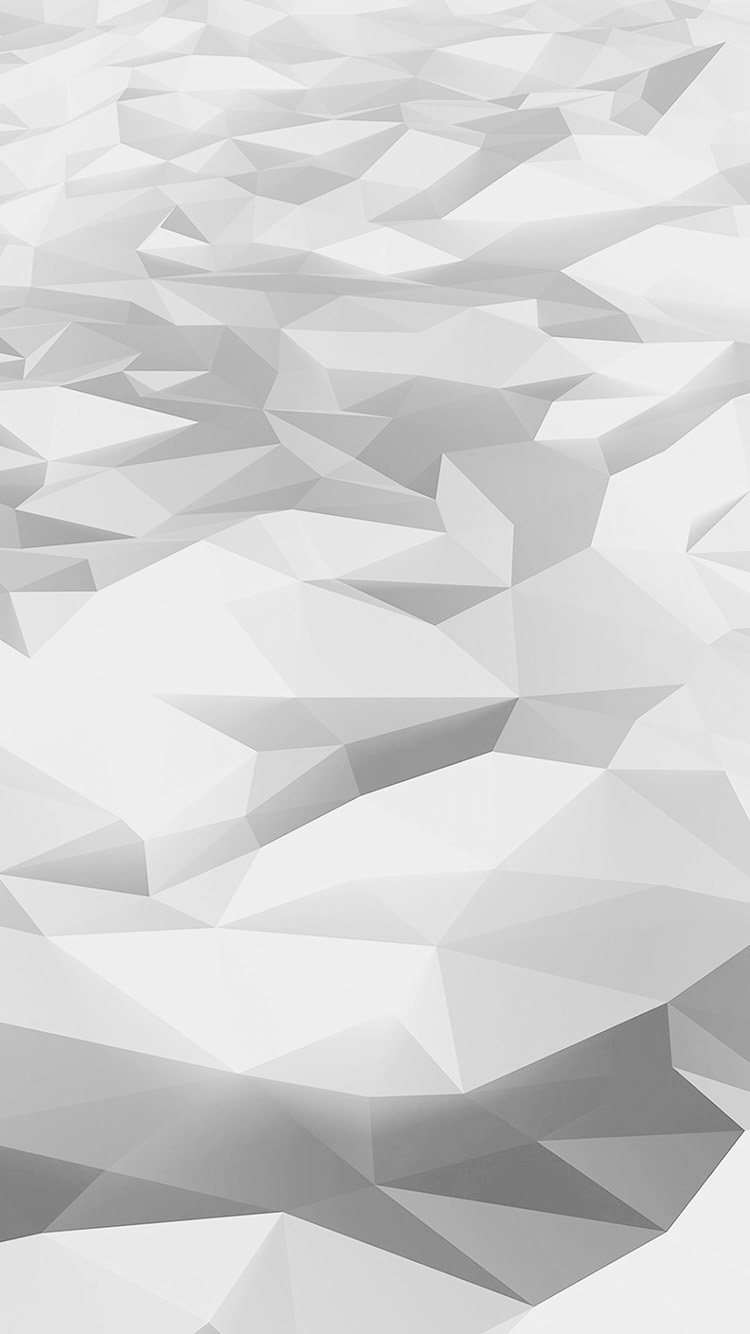 Papers.co-iPhone5-iphone6-plus-wallpaper-vj30-low-poly-art-white-pattern