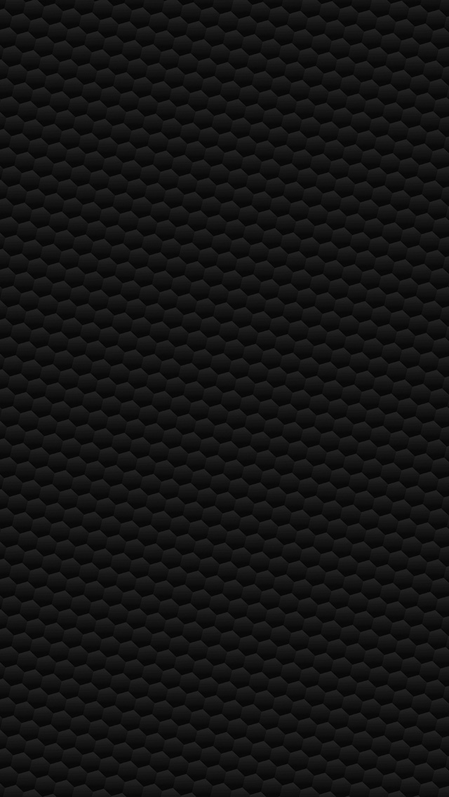 freeios8.com-iphone-4-5-6-plus-ipad-ios8-vj35-honeycomb-dark-bw-poly-pattern