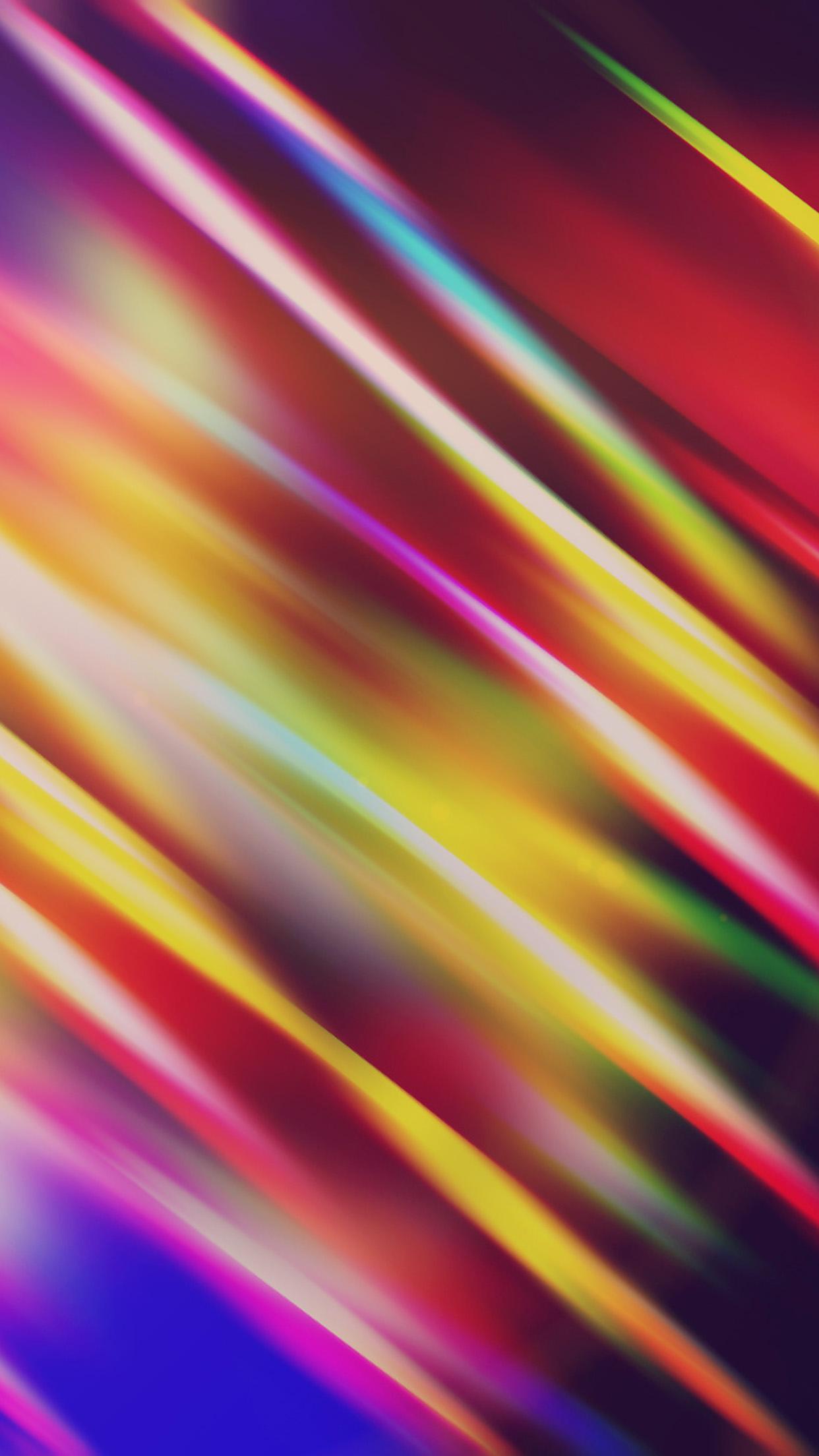 wallpaper iphone rainbow: Vj81-chrome-lights-rainbow