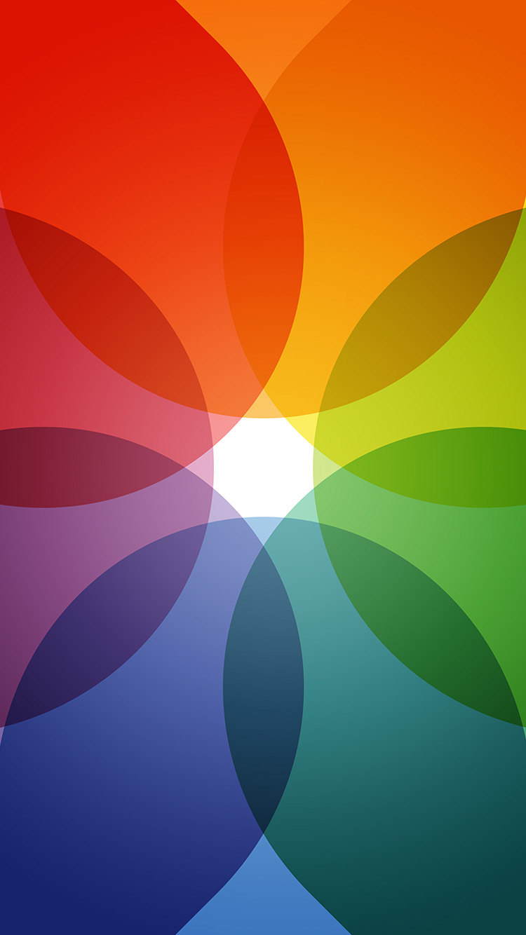 iPhonepapers.com-Apple-iPhone8-wallpaper-vk31-rainbow-color-circle-pattern