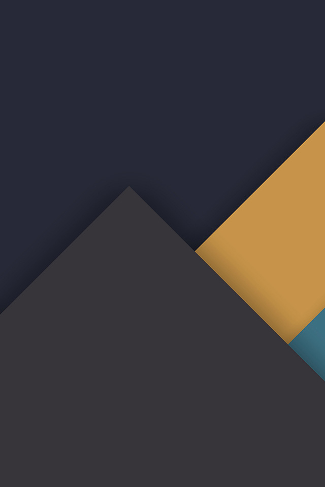 Vk51 android lollipop material design dark yellow pattern for Sfondi material design