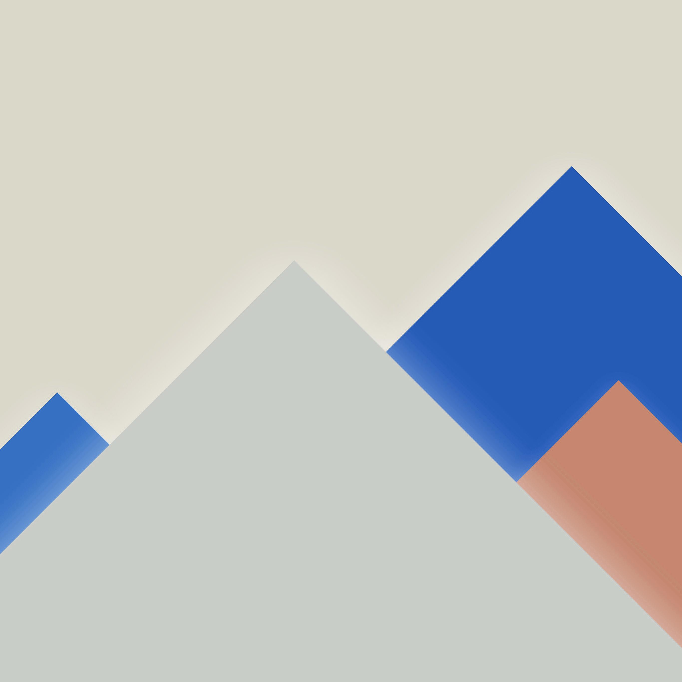 material design wallpaper blue - photo #11