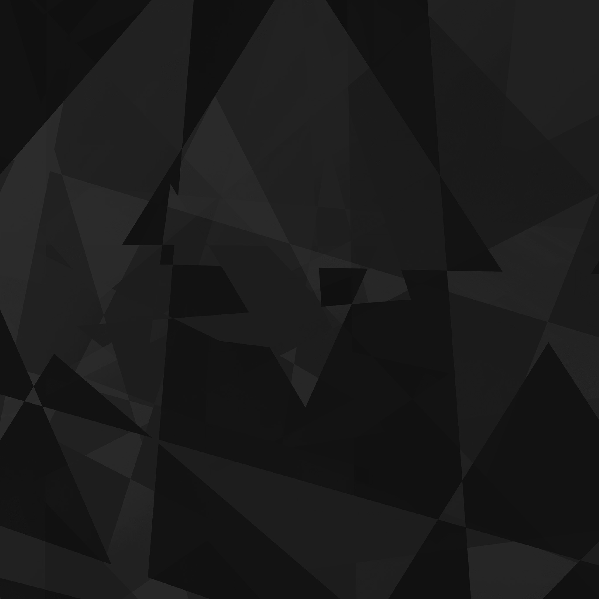 Vk58 Abstract Polyart Dark Bw Pattern