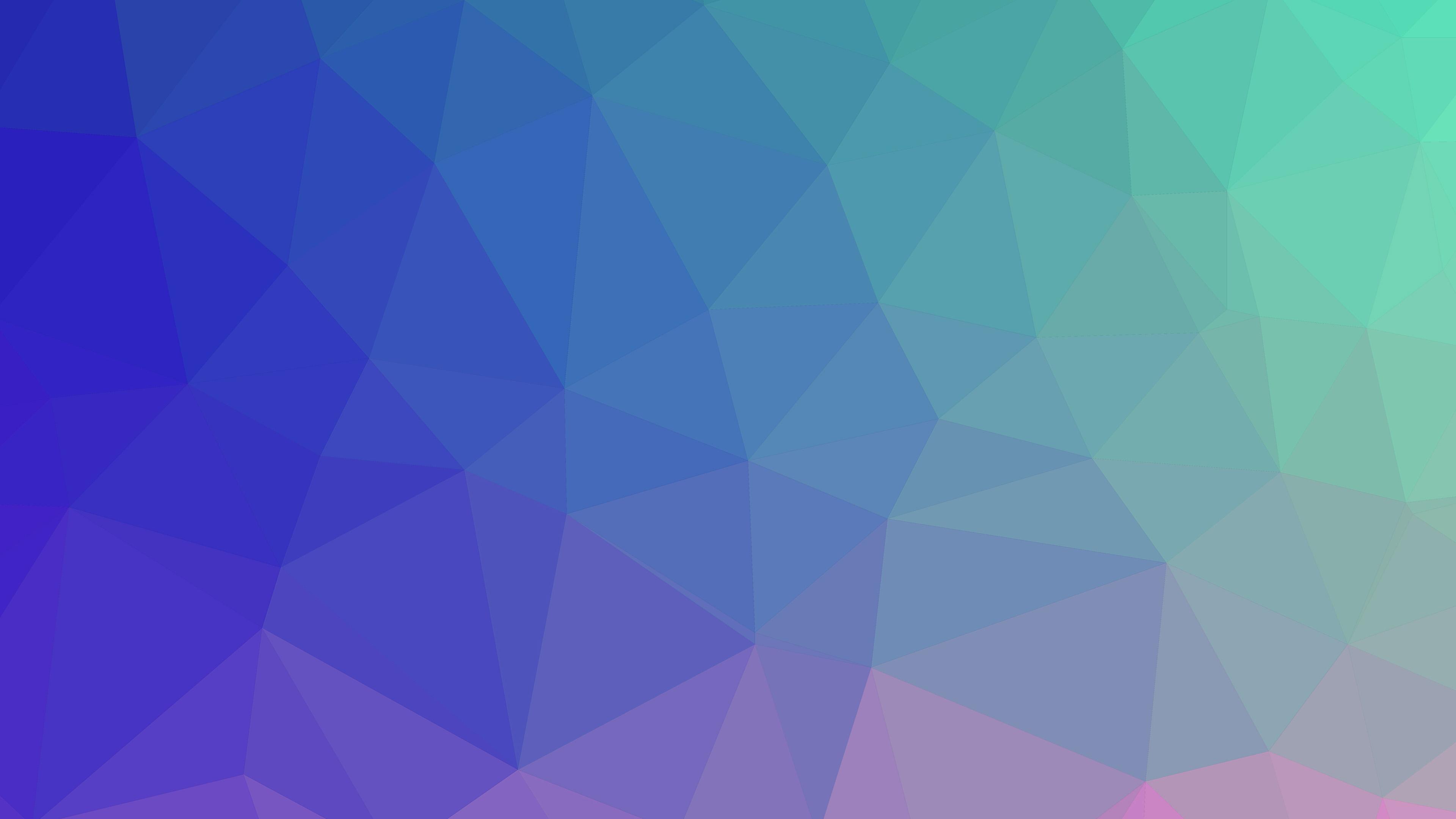 Vk64 Samsung Galaxy Polyart Pastel Pattern Wallpaper
