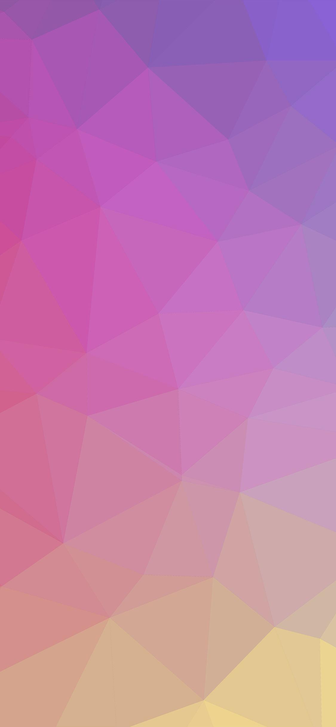 Vk65 Samsung Galaxy Polyart Pastel Pink Yellow Pattern Papers Co