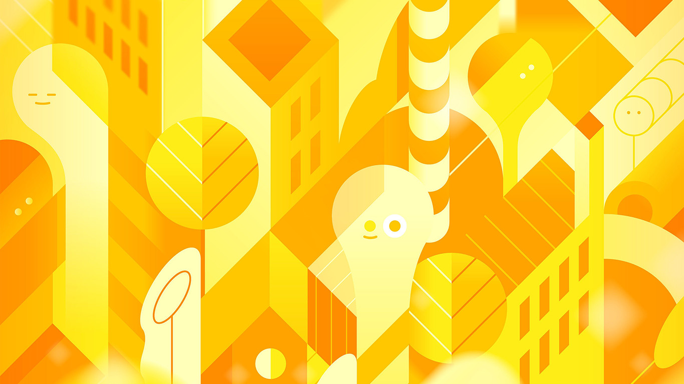 desktop-wallpaper-laptop-mac-macbook-airvk88-android-lollipop-lg-yellow-cute-illust-pattern-wallpaper